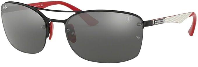 Ray-Ban 0RB3617M - Gafas de Sol para Hombre, Black, 40 ...