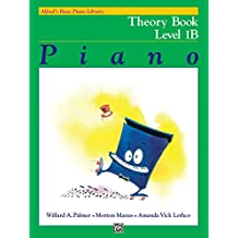 Alfred's Basic Piano Library Theory, Bk 1B