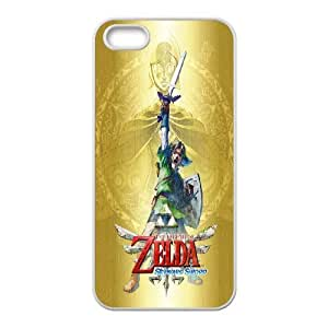 Cell Phone case The Legend of Zelda Cover Custom Case For iPhone 5, 5S MK8Q983183