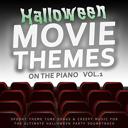 Halloween Movie Themes on the Piano, Vol. -