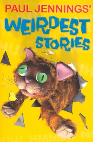 Paul Jenning's Weirdest Stories (Uncollected) (Printed Paul)