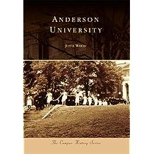 Anderson University (Campus History)