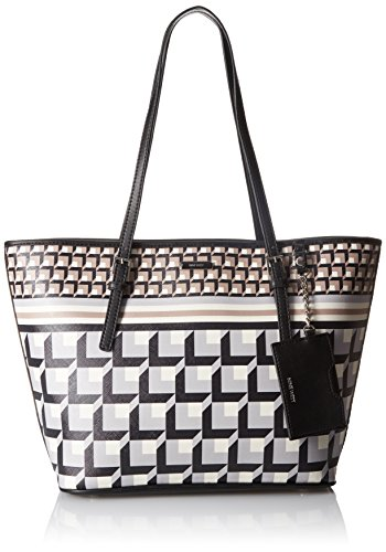 Nine West Ava Tote, Neutral/Multi/Black