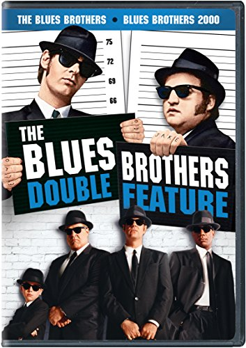 DVD : The Blues Brothers Double Feature (Snap Case, 2 Disc)