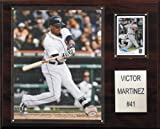 MLB Detroit Tigers Victor Martinez Player Plaque