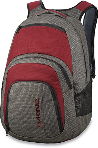 Dakine – Campus Backpack – Padded Laptop Sleeve – Insulated Cooler Pocket – Four Individual Pockets – 25L & 33L Size - Sunglasses Warehouse Uk