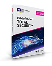 Bitdefender Total Security Multi-Device 2019 5 Devices, 1 Year Digital License