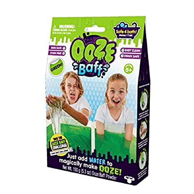 Ooze Baff Powder Single Pack: Toys & Games