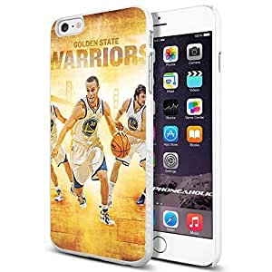 diy zhengBasketball NBA Golden State Warriors Action Team, Cool iphone 5c Smartphone Case Cover Collector iphone TPU Rubber Case White
