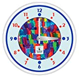 Watercolor Paints --12.75'' Children's Wall Clock