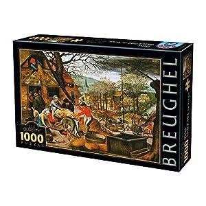 D Toys Puzzle 1000 Pcs 66947 Br 03 Uni