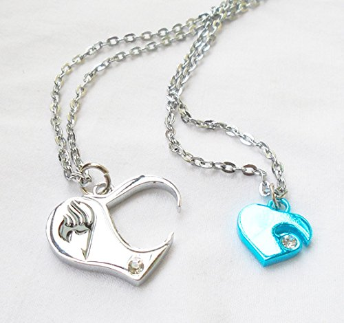 Fairy Tail necklace pendant pendant couple necklace pendant necklace pendant cartoon fairy tail toy jewelry