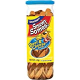 Snausages SnawSomes Dog Treats, Beef and Cheese, 9.75 ounce (pack of 5)