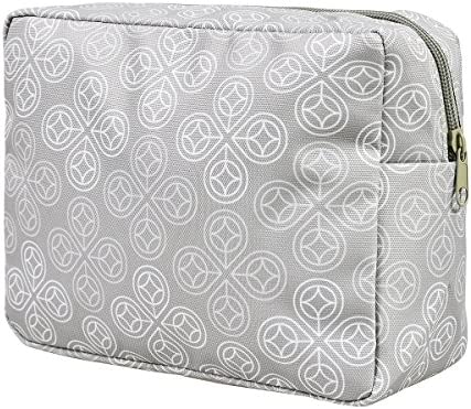 Natrulax Large Travel Cosmetic Pouch – Women s Portable Bag for Makeup Jewelry