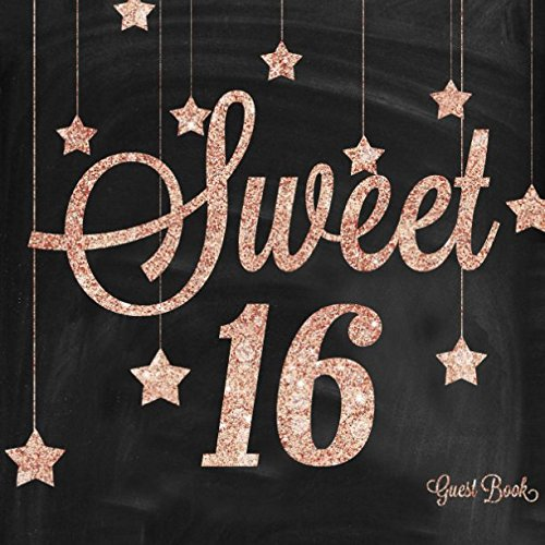 Sweet 16 Glitters - 3