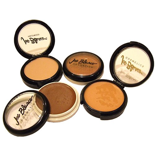Joe Blasco Cosmetics Ultrabase Special Lite Olive 3 (.335 oz.) ()