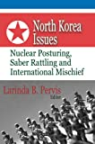 North Korea Issues : Nuclear Posturing, Saber Rattling, and International Mischief, Pervis, Larinda B., 1600216552