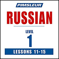 Russian Level 1 Lessons 11-15