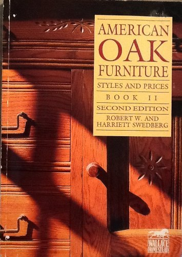 American Oak Furniture: Styles and Prices : Book II