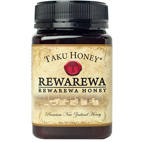 Sidr Honey - Taku Honey Rewarewa Honey, 500g