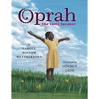 Oprah: The Little Speaker