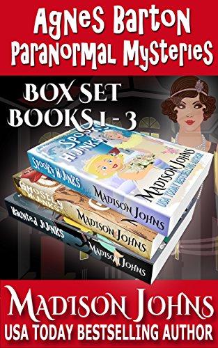 Agnes Barton Paranormal Mysteries, (Box Set Books 1-3)