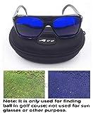 Best A99 Golf Golf Glasses - A99 Golf Ball Finder Glasses, Black Frame Review