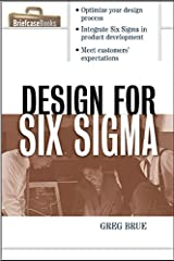 Design for Six Sigma (Briefcase Books Series) Kindle Edition