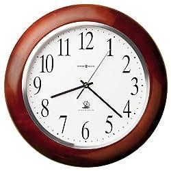 Howard Miller Murrow Radio Controlled Wall Clock