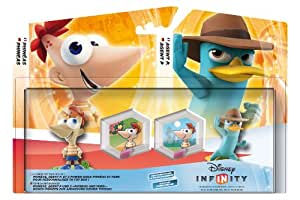 "Disney Infinity - Toybox Set ""Phineas & Ferb"" (Alle Systeme) [Importación Alemana]"