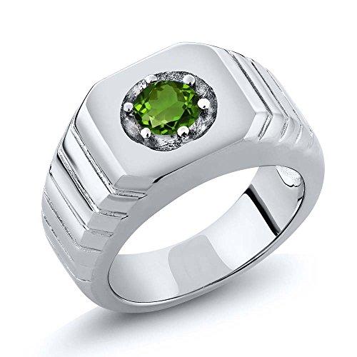 0.50 Carats Emerald Ring - 7