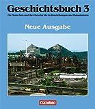 Geschichtsbuch, Die Menschen und ihre Geschichte in Darstellungen und Dokumenten, Bd.3, Vom Zeitalter des Absolutismus bis zum Ende des Ersten Weltkriegs