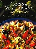 img - for Cocina vegetariana mediterranea (Cocina vegetariana series) book / textbook / text book
