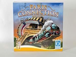 Paris Connection Multi Language Board Game
