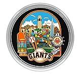 MLB Fazzino City Stadium Pin