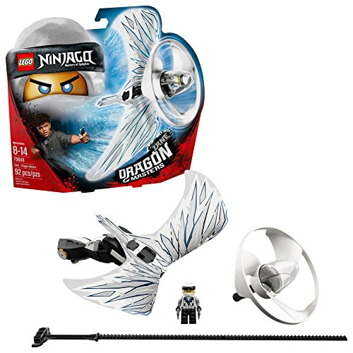 LEGO NINJAGO Zane - Dragon Master 70648 Building Kit (92 Piece) -
