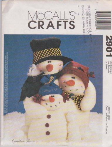 Snow Hugs McCall's Pattern ()