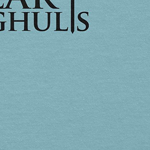Texlab Got: Valar Morghulis - Damen T-Shirt, Größe L, Hellblau