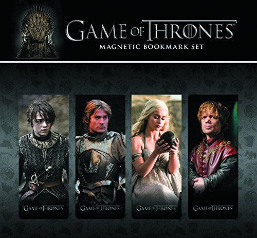 Free Comic Book Day Dubai: Dark Horse Deluxe Game Of Thrones: Magnetic Bookmark Set 2