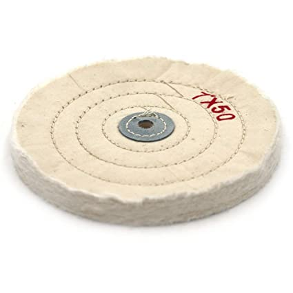 Brilliant Amazon Com 7 Inch Cloth Buffing Polishing Wheel With 2 5 Onthecornerstone Fun Painted Chair Ideas Images Onthecornerstoneorg
