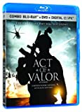 Act of Valor [Blu-ray + DVD + Digital Copy]