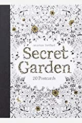 Secret Garden: 20 Postcards Cards