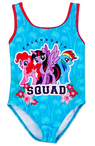 Girls' My Little Pony One Piece Swimsuit -