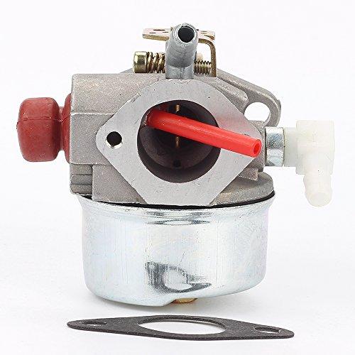 Butom 640271 640303 640350 Carburetor with 36905 Air Filter Spark Plug for Tecumseh LEV100 LEV105 LEV120 LV195EA LV195XA Toro 20016 20017 20018 6.75HP Recycler Lawn Mower Lawn Mower