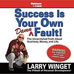 Success Is Your Own Damn Fault Rede