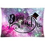 Custom Panic At The Disco Rectangle Home Decoration For Lovers and Friends 12 x 20 Inches