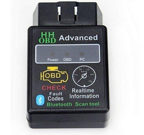 Koraz Car Auto Bluetooth Diagnostic Interface Scanner for ELM327 OBD2 OBDII Android KRZ-COD1712