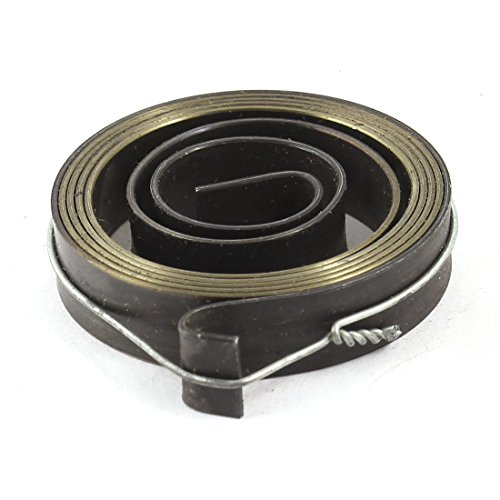 Uxcell a14040700ux0215 13-inch Drill Press Quill Feed Return Coil Spring Assembly 0.8cm For Sale