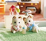 Calico Critters Buttercup Cat Twins