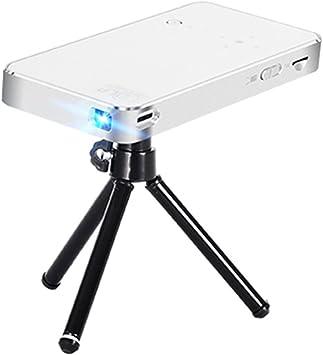 Asenart Proyector Inteligente Móvil 1080p Ultra Ligero Mini ...